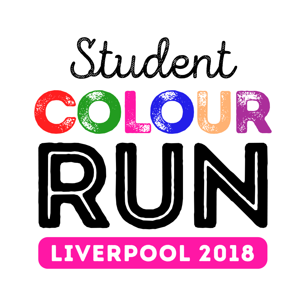 Student Colour Run Liverpool