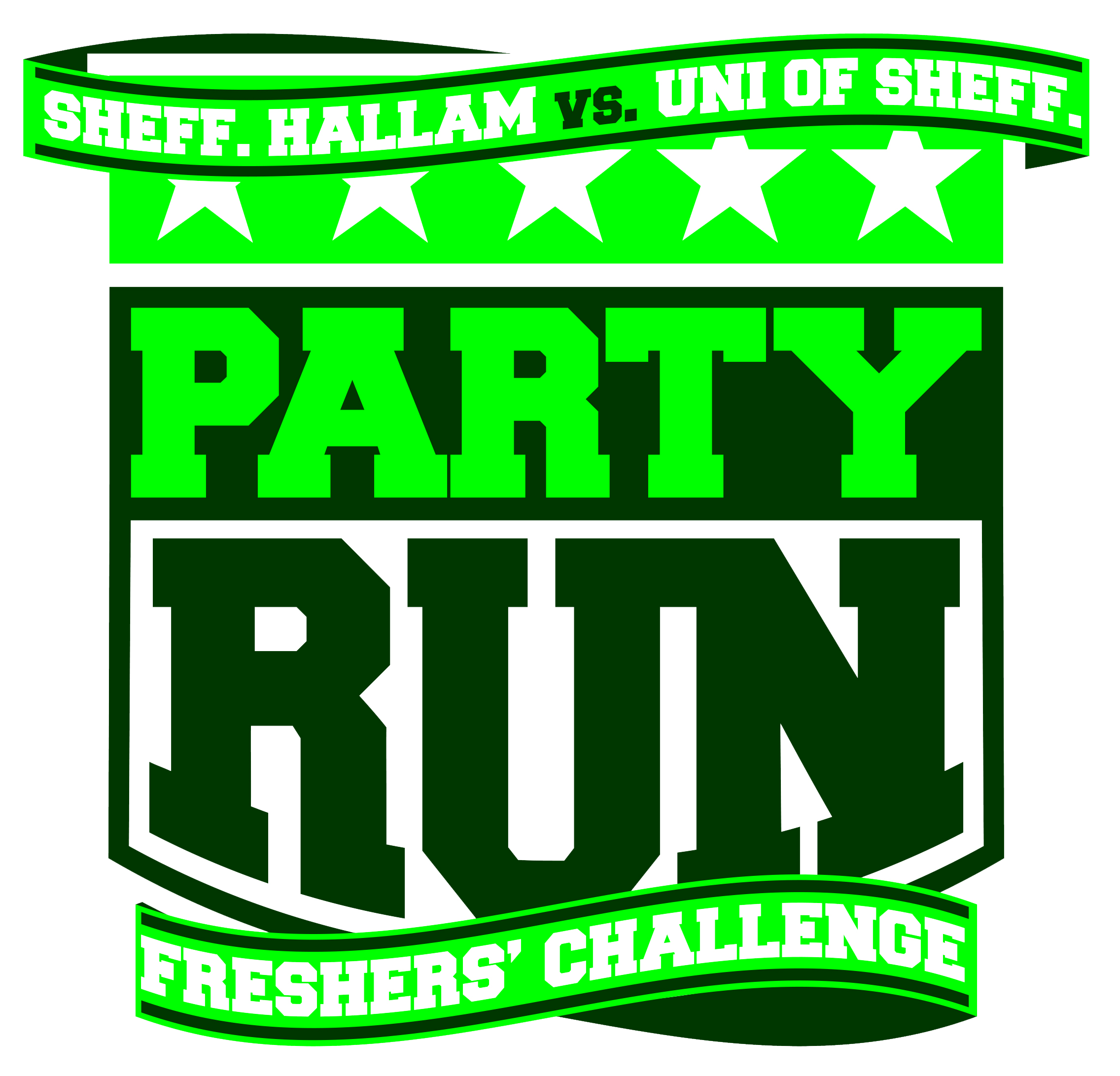 Sheffield Party Run